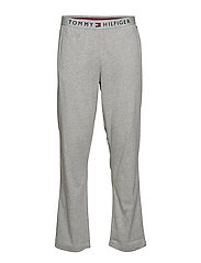 JERSEY PANT - GREY HEATHER