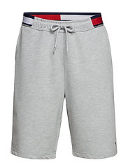 Tommy Hilfiger JERSEY SHORT - GREY HEATHER