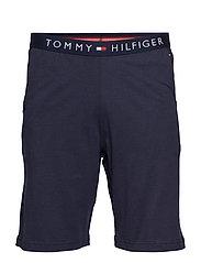 Tommy Hilfiger JERSEY SHORT - NAVY BLAZER