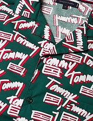 Tommy Hilfiger - LS TOMMY LOGO WOVEN - pyjamas - botanical garden - 2