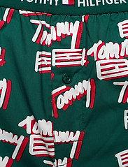 Tommy Hilfiger - LS TOMMY LOGO WOVEN - pyjamas - botanical garden - 6