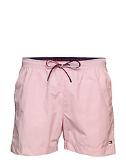 MEDIUM DRAWSTRING - MISTY PINK
