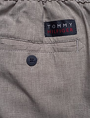 Tommy Hilfiger - MEDIUM DRAWSTRING-HE - swim shorts - grey heather - 5