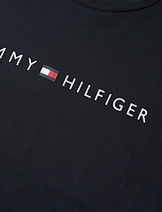 Tommy Hilfiger - CN SS SHORT JERSEY SET - pyjamas - desert sky/luminous blue - 4
