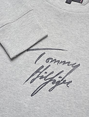 Tommy Hilfiger - TRACK TOP LWK - sweatshirts - grey heather - 2