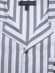 Tommy Hilfiger - SS PJ SHIRT - pyjamas - coastal fjord - 2