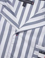 Tommy Hilfiger - SS PJ SHIRT - pyjamas - coastal fjord - 3
