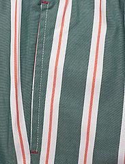 Tommy Hilfiger - WOVEN PANT PRINT - bottoms - heritage stripe - 2