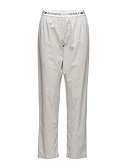 WOVEN PANT - GREY HEATHER