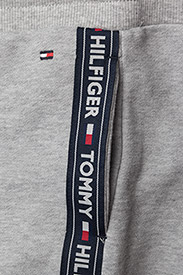 Tommy Hilfiger - TRACK PANT HWK - underdele - grey heather - 3