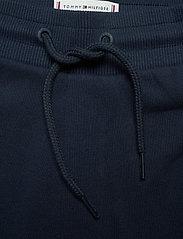 Tommy Hilfiger - TRACK PANT - bottoms - navy blazer 19-3923 - 2