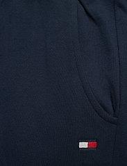 Tommy Hilfiger - TRACK PANT - bottoms - navy blazer 19-3923 - 3