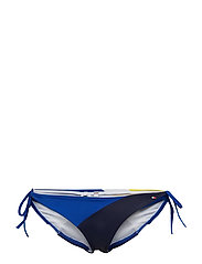 SIDE TIE BIKINI - SURF THE WEB
