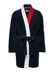 BATHROBE - NAVY BLAZER