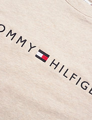 Tommy Hilfiger - CN TRACK TOP LS - oatmeal heather - 2