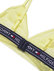 Tommy Hilfiger - TRIANGLE BRA - soutiens-gorge sans armatures - elfin yellow - 3