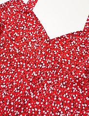 Tommy Hilfiger - CAMI SHORT SET PRINT - pyjama''s - primary red - 4