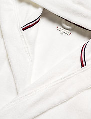 Tommy Hilfiger - HOODED BATHROBE - pegnoirs - classic white - 2