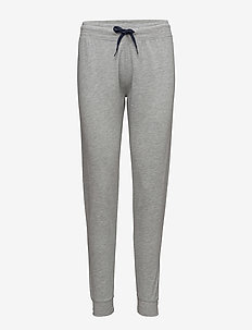 TRACK PANT, MD - bottoms - grey
