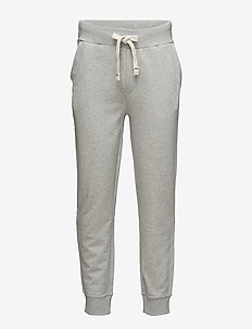 TRACK PANT - bottoms - grey heather