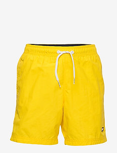 MEDIUM DRAWSTRING - badshorts - bold yellow