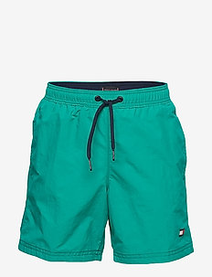 MEDIUM DRAWSTRING - badebukser - calypso green