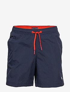 MEDIUM DRAWSTRING - swimshorts - pitch blue