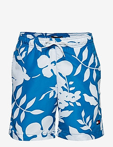 MEDIUM DRAWSTRING - FLORAL PRT SKYDIVER