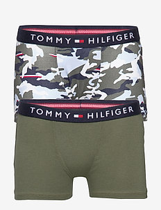 2P TRUNK PRINT - bottoms - ag/tennis/stripe/aop/country c