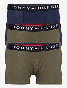 2P TRUNK - sous-vêtements pour hommes - army green/yale navy