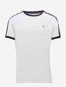 RN TEE SS - pyjama's - white
