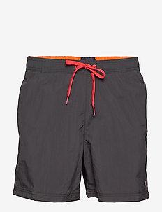SF MEDIUM DRAWSTRING - swim shorts - pvh black