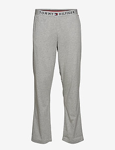 JERSEY PANT - hosen - grey heather