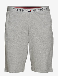 JERSEY SHORT - bottoms - grey heather