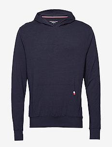 HOODIE OH - basic sweatshirts - navy blazer
