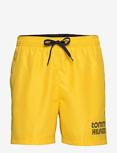 SF MEDIUM DRAWSTRING - shorts de bain - bold yellow