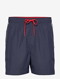 MEDIUM DRAWSTRING - shorts de bain - pitch blue