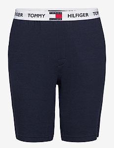 SHORT LWK - bottoms - navy blazer