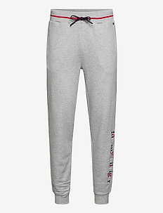 PANTS LWK - sweat pants - grey heather
