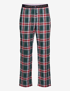 FLANNEL PANT - pyjamas - holiday archive check