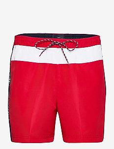 SF MEDIUM DRAWSTRING - casual shorts - primary red