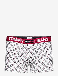 TRUNK PRINT - boxershorts - ag/tommyjeans/logo/white