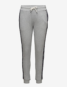 TRACK PANT HWK - bottoms - grey heather