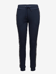 TRACK PANT HWK - bottoms - navy blazer