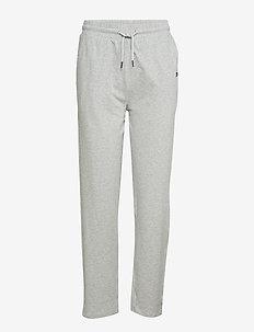 PANT - broeken - grey heather