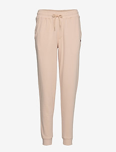 TRACK PANT - joggings - toasted almond