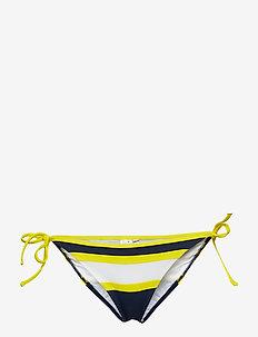 CHEEKY STRING SIDE T - doły strojów kąpielowych - navy blazer