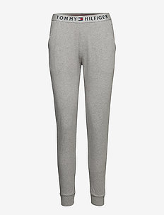CUFFED PANT - nederdelar - grey heather