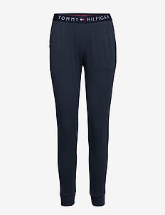 CUFFED PANT - bas - navy blazer