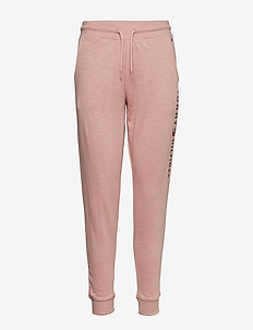 CUFFED PANT - ROSE TAN